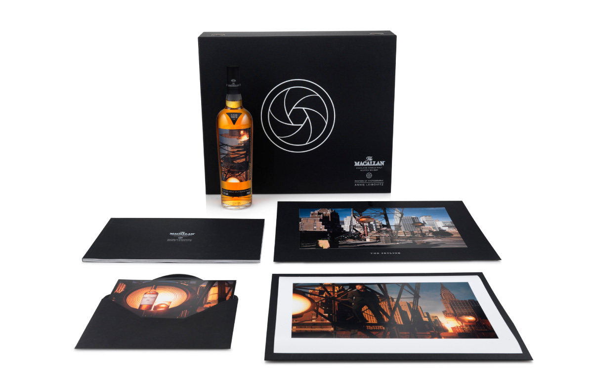 Masters of Photography limited edition packaging and brochure design