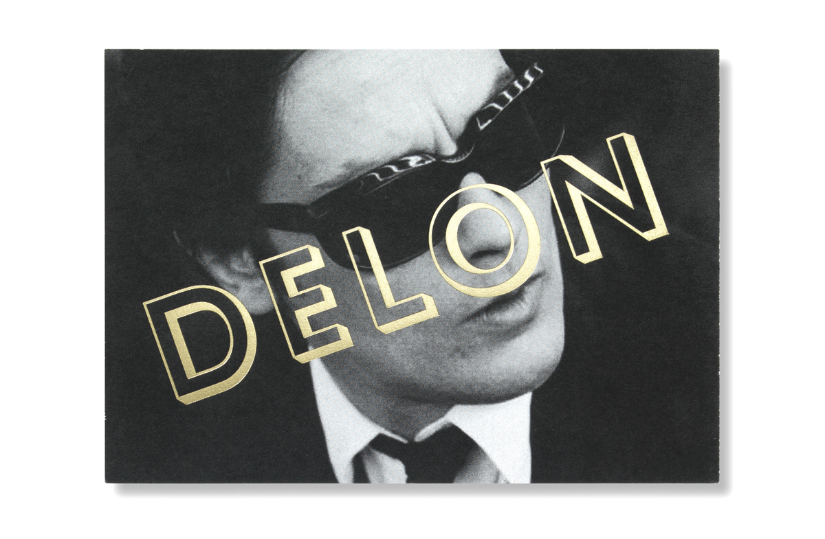 An evening of music & film inspired by Alan Delon